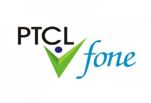 PTCL Vfone wireless logo