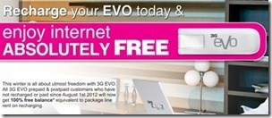 EVO Introduces 1 Free Month For Outstanding Bills 001