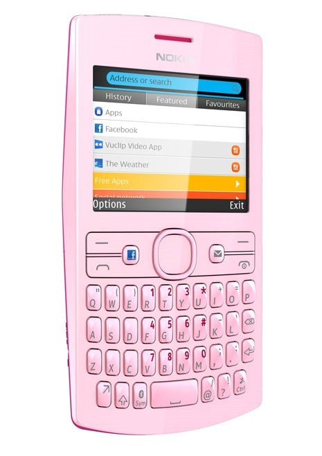 Specifications And Price Of Nokia Asha 205 001