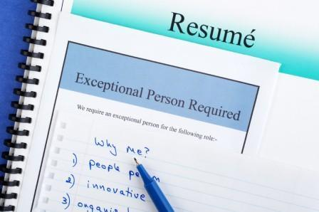 How to Create a Resume Title