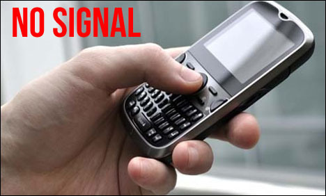 Mobile Phone Services to Remain Suspended in 46 Districts Today