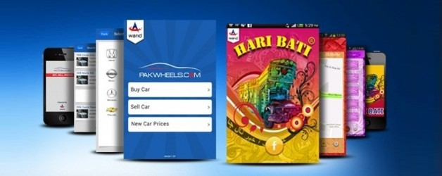 Warid and PakWheels Launch Mobile App