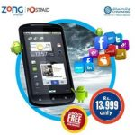 Picture: Zong Offers ZTE Skate with 2GB Monthly Bundle