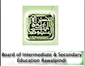 BISE Rawalpindi Board 10th Class Result 2018