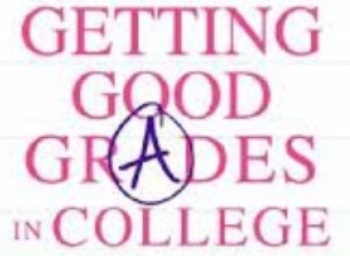 getting good grades in college