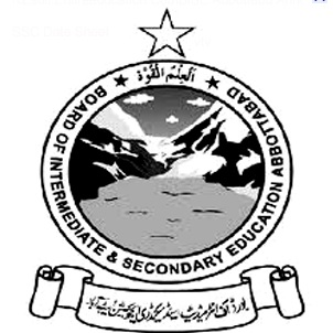 BISE Abbottabad Board 9th Class Result 2014