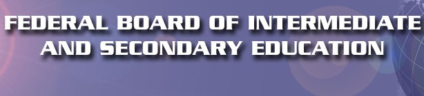 BISE Federal Board 9th Class Result 2013