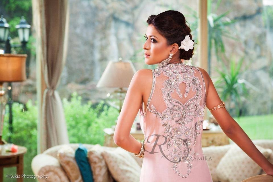 Latest Beautiful Wedding Gowns 2015