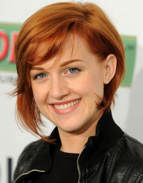 Latest & New Different Short Hairstyles For Women 2014