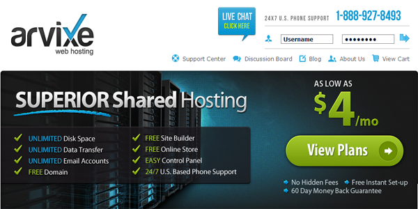 10 Cheapest & Best Web Hosting 2015
