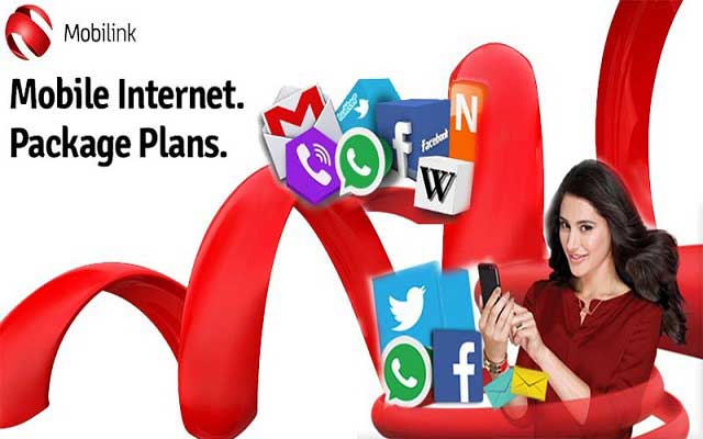 Mobilink 3G Internet Packages Daily, Weekly and Monthly